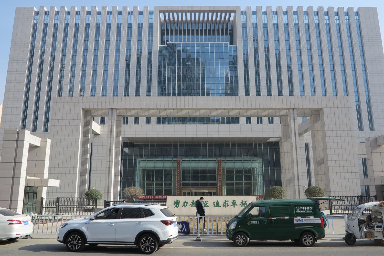 青海電力公司科研綜合樓結構加固工程.JPG